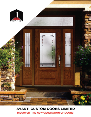 Avanti & Fibreglass Doors Brantford Ontario | Entry Doors | Cayman Windows ...